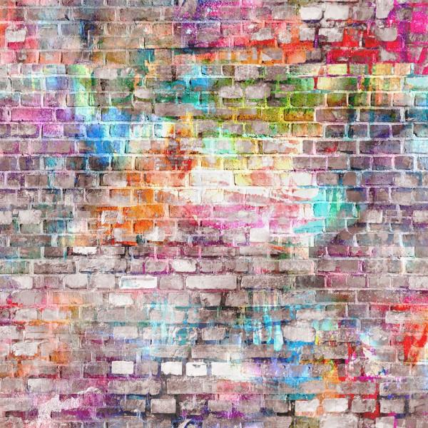 Farbmauer