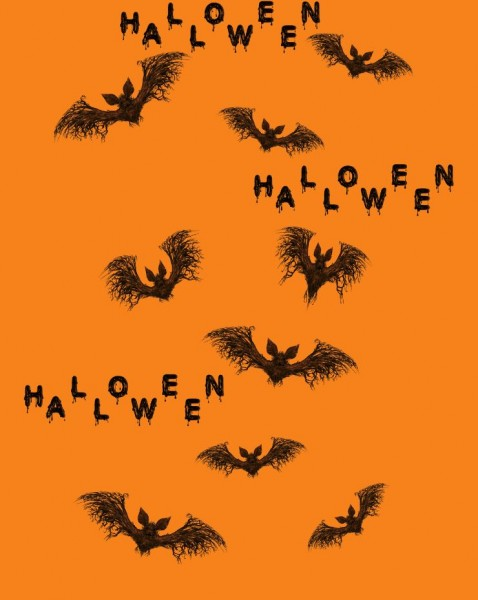 Halloween (Orange)