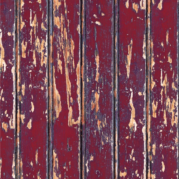 Red woodwall